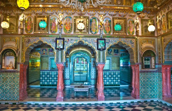 Jain Golden Temple Churu