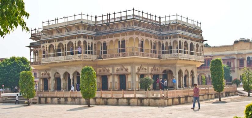 City palace Jaipur Mubarak Mahal