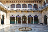 Albert hall museum jaipur inside