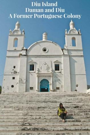 Diu Island - Daman and Diu A Former Portuguese Colony