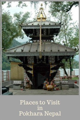 Places to Visit in Pokhara Nepal