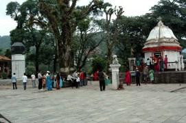 Bindhyabasini temple Pokhara Nepal