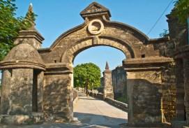 Diu Fort gate