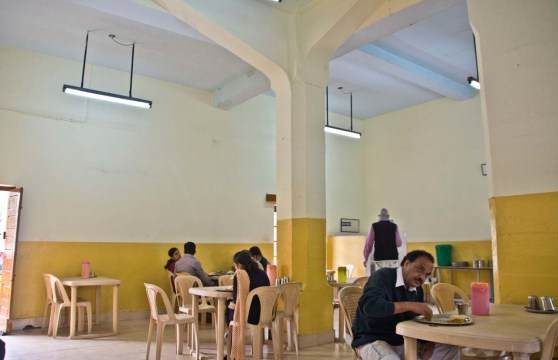 Nilgiri mountain railway Ooty station canteen