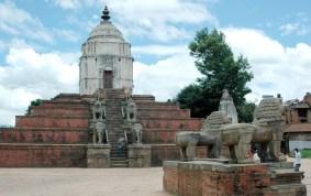 Bhaktapur Durbar Square area