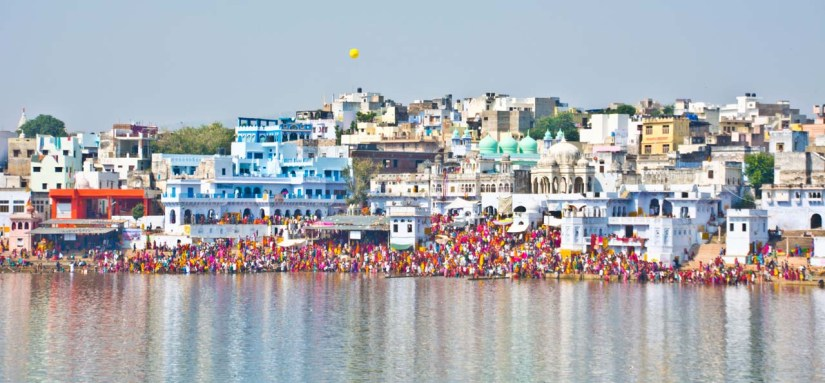 Pictures from India - Pushkar Lake