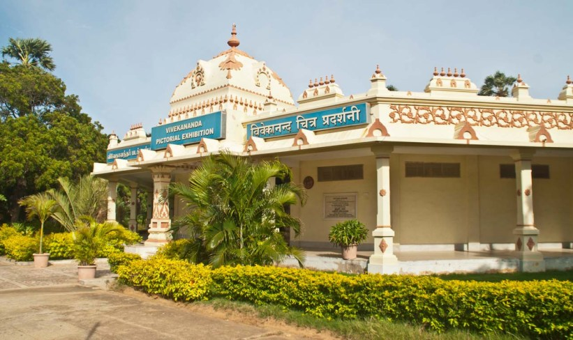 Vivekanand ashram Kanyakumari