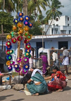 Women in Nagacoil Market