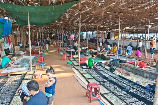 Anjuna beach market