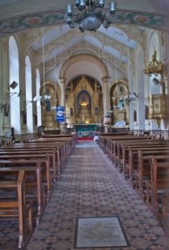 Mae de Deus in Saligao Goa