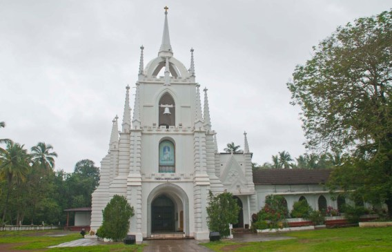 Mae de Deus in Saligao Goa