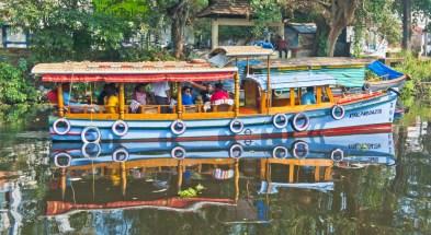 Shikara Boat Kerala Backwaters