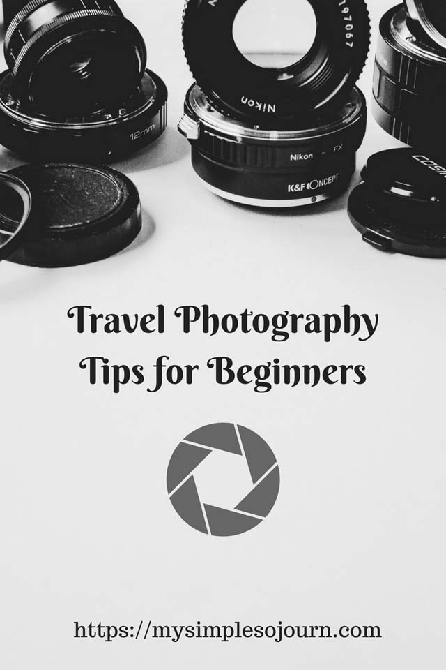 Travel Photography Tips for Beginners