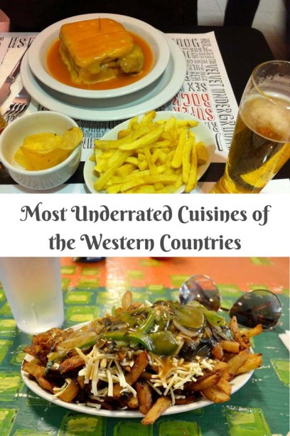 5 Most Underrated Cuisines of the Western Countries