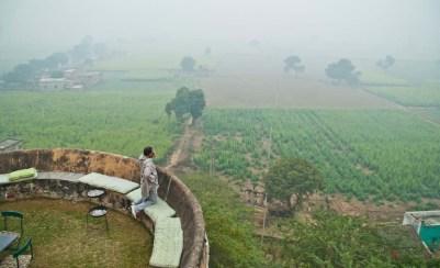 Open sitting in Hill Fort Kesroli_1