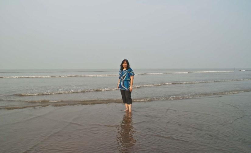 Beach in Alibaug