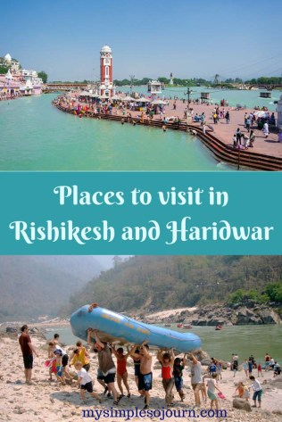 Places to Visit In Haridwar and Rishikesh
