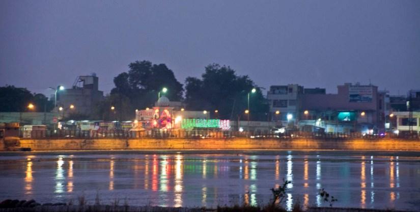 Chowpaty at Kishore sagar