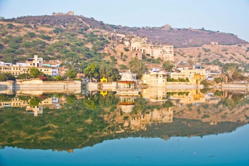 Nawal sagar lake Bundi