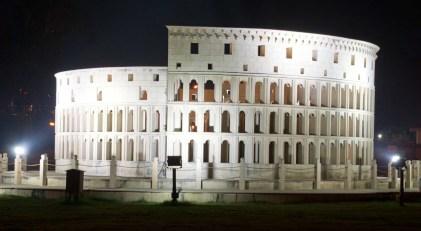 Colosseum in Seven wonder Park kota
