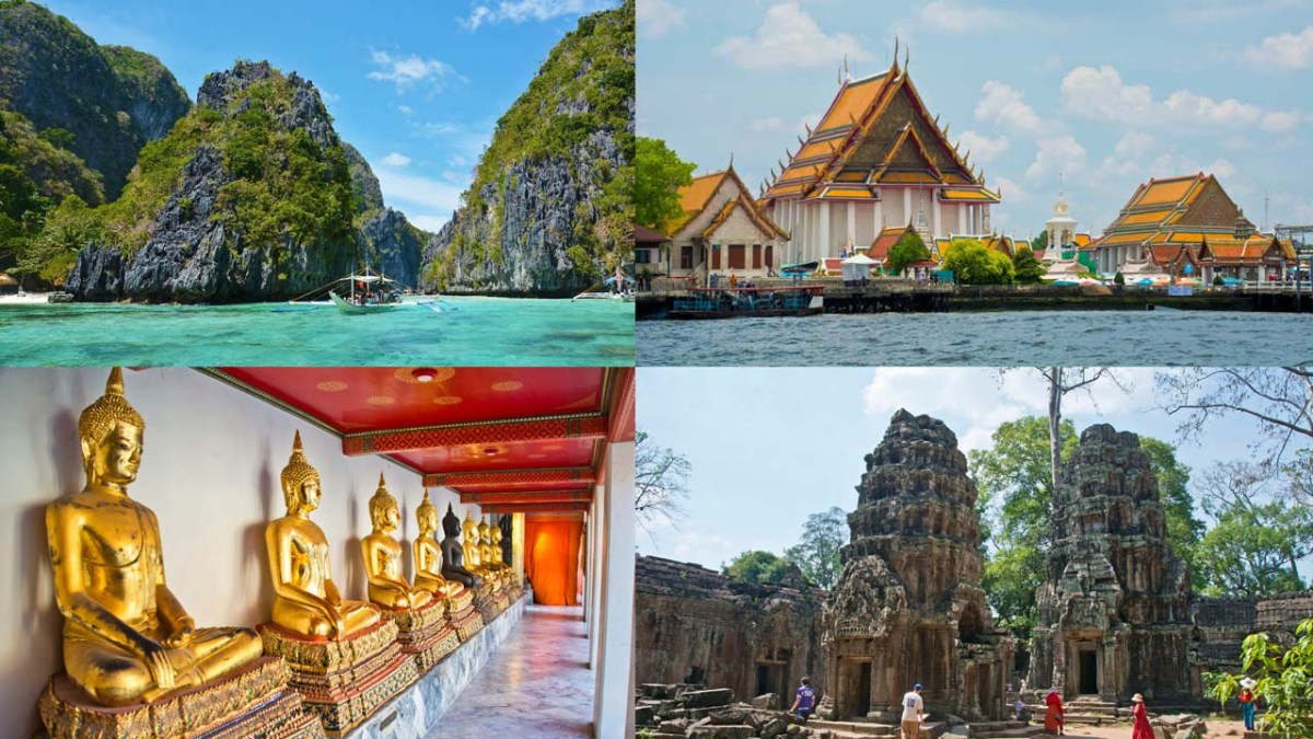 Best places to visit in Southeast Asia