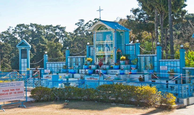 Mary Help of Christians Cathedral Shillong