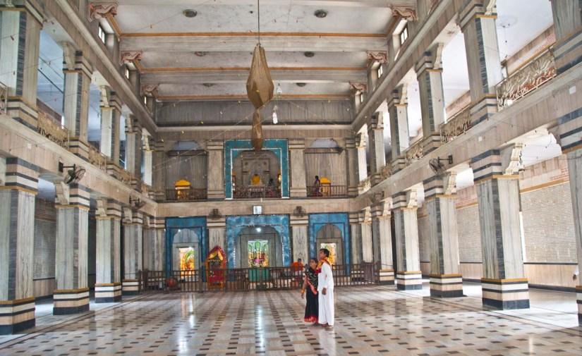 Shri Satya Narayan Tulsi Manas Mandir Varansi