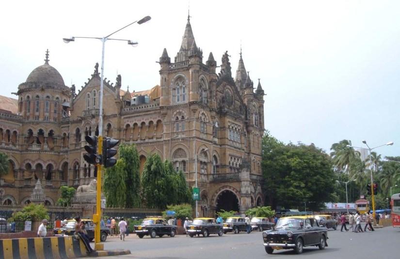 Chhatrapati Shivaji Railway Station Mumbai
