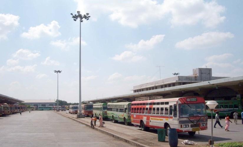 Chennai Mofussil Bus Terminus (CMBT)