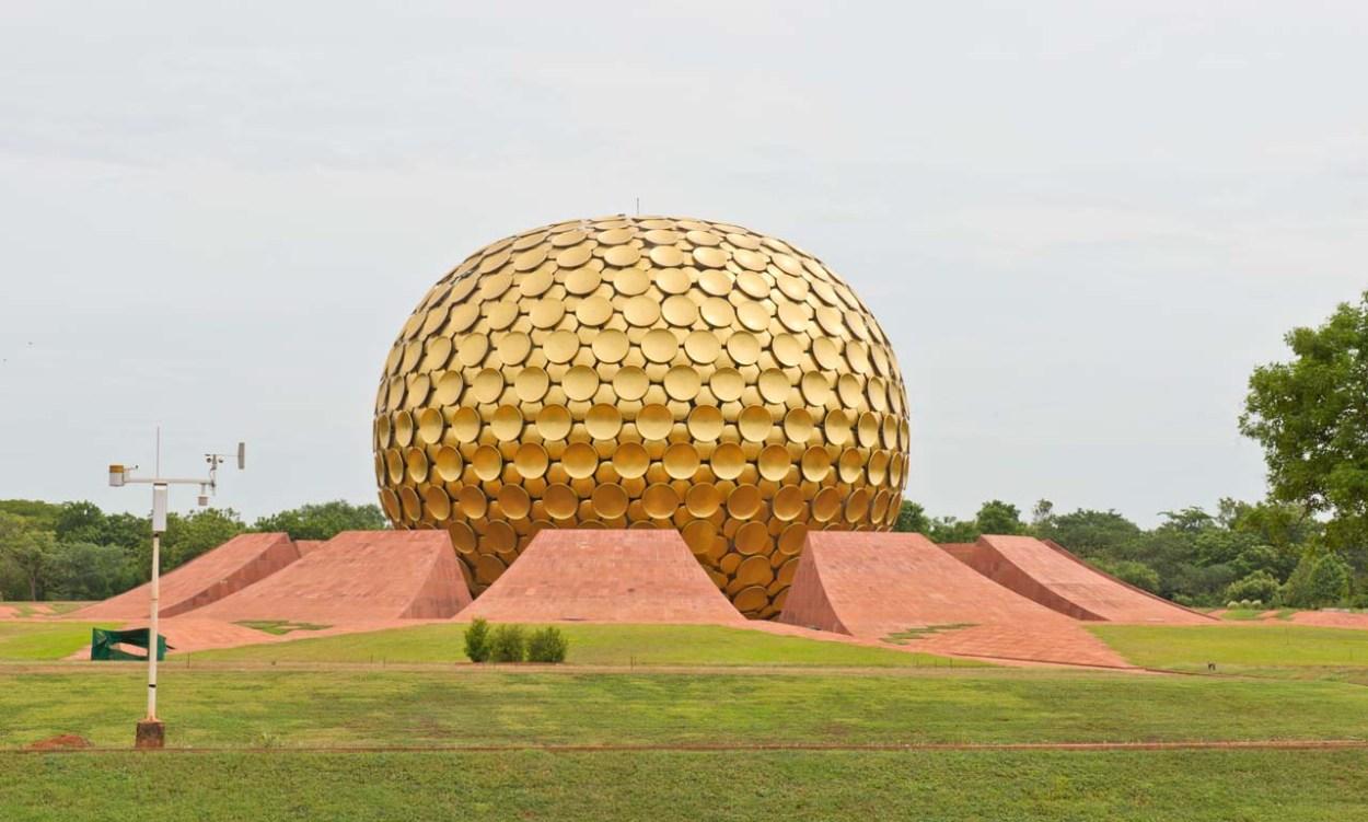 Matrimandir Auroville