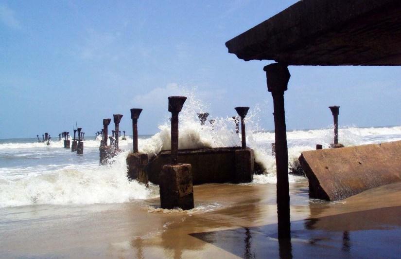 Calicut beach