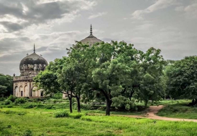Qutb Tombs Hyderabad