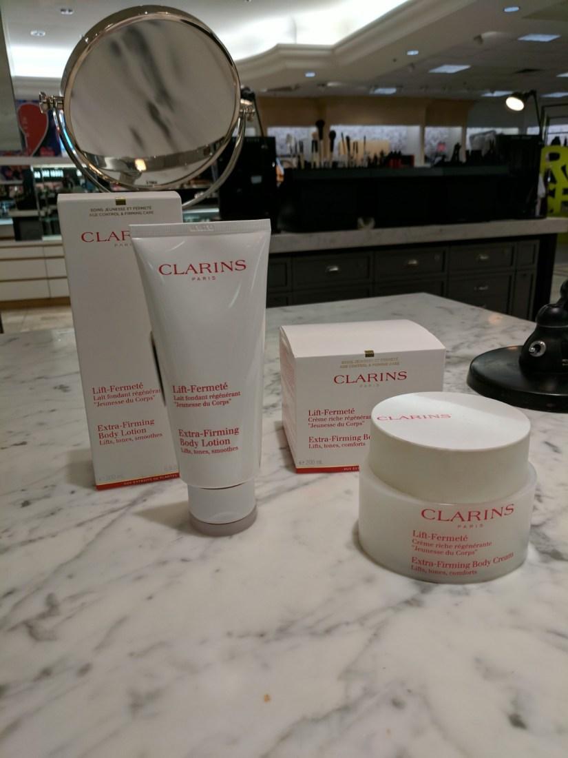 Clarins Body cream
