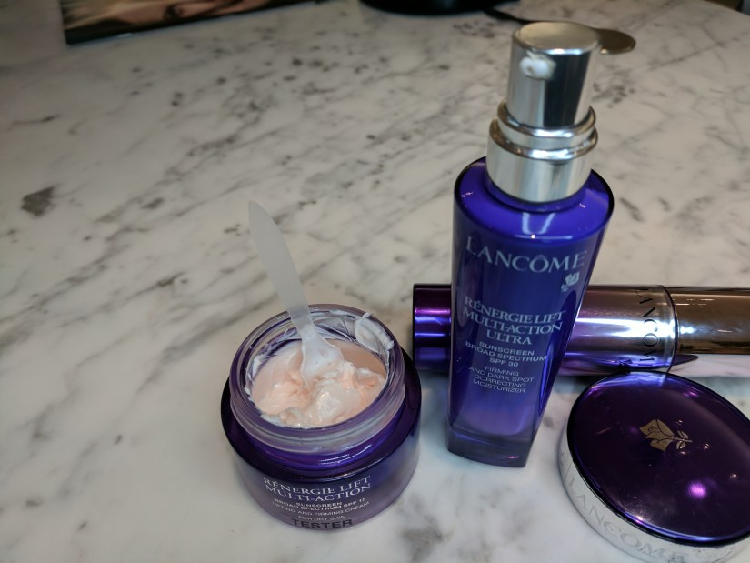 Lancome Renergie Lift lotion 1