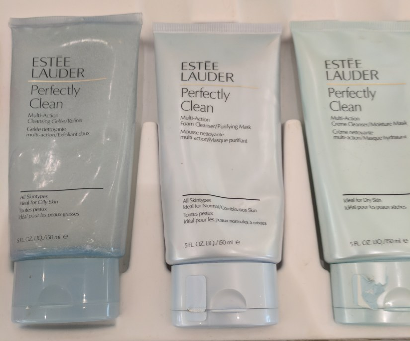 perfectly clean cleansers