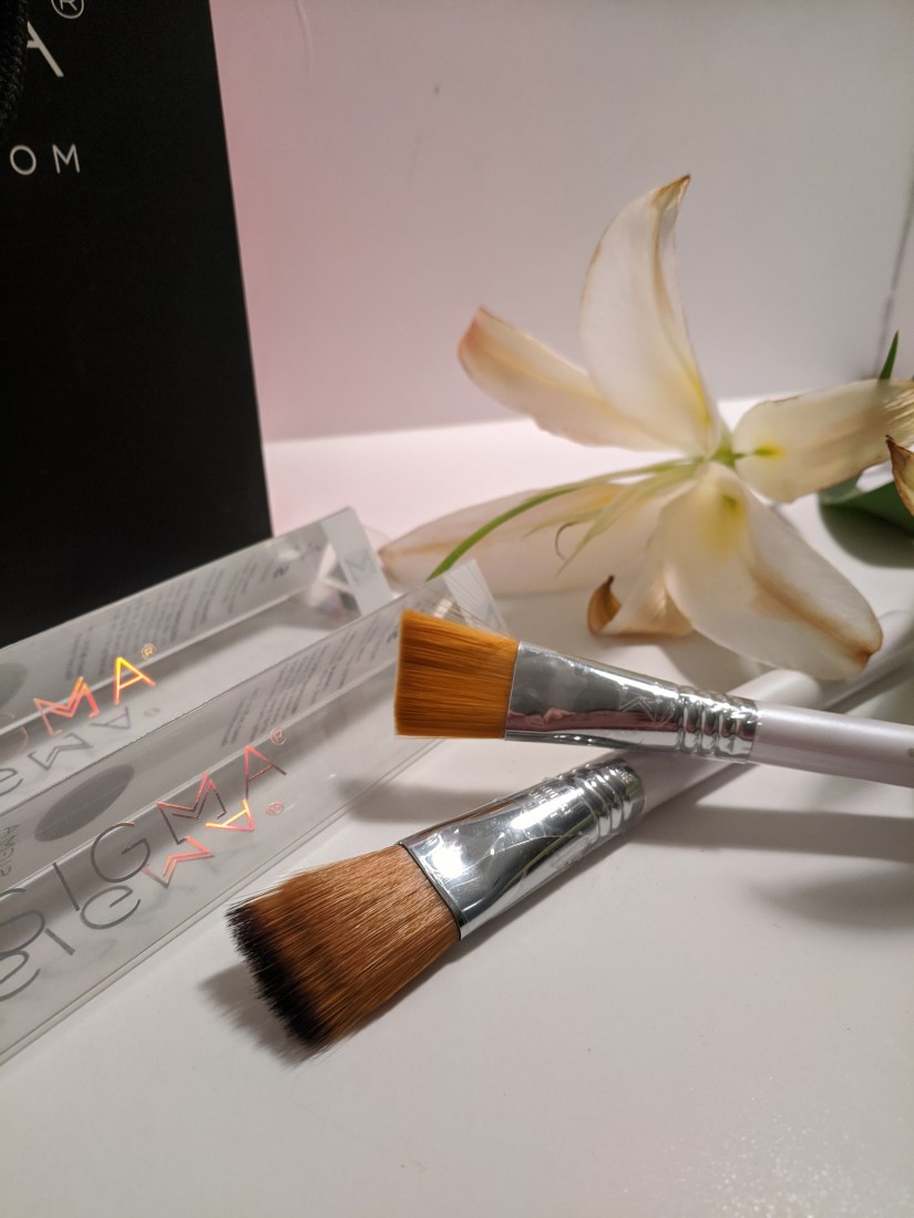Sigma Skin Care brushes 2
