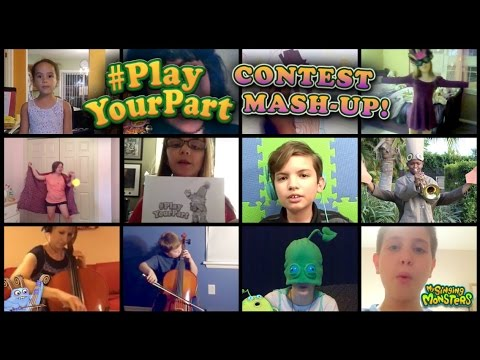 #PlayYourPart video
