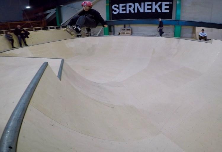 Trollhättan Skatehall Junkpark