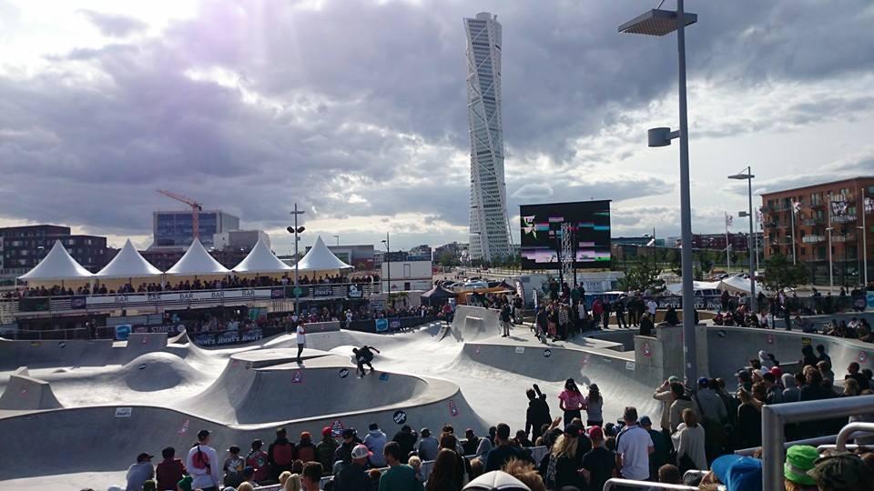 Stapelbäddsparken Skatepark Stapeln