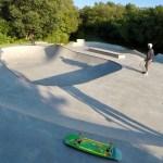 Ängelholm Skatepark Betongpark