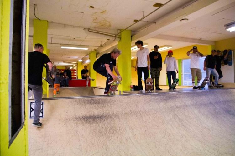 Värnamo Skatepark Spiken Smörbyttan