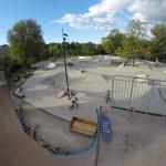 Fælledparken Skatepark, Copenhagen Skatepark