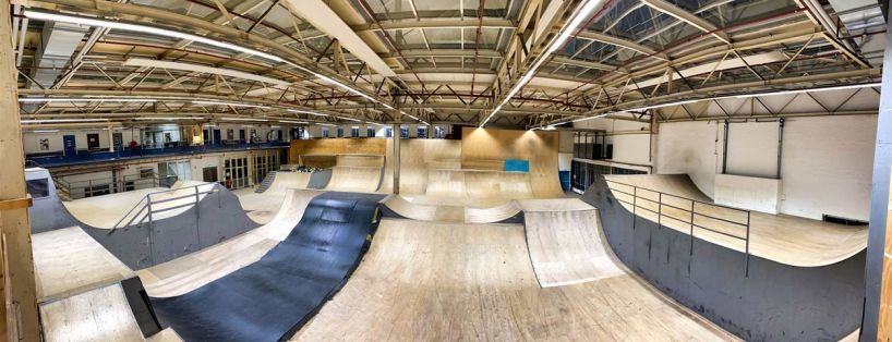 088c955f601 Areafiftyone Skatepark Eindhoven - MySkateSpots.com