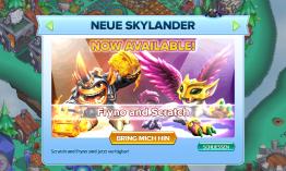 Neue Skylander verfügbar