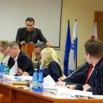 Sesja Rady Powiatu 16 luty 2015 przekazanie Szkunera 003