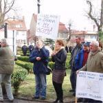 PROTEST – nie chcą fermy norek w Rościnie!