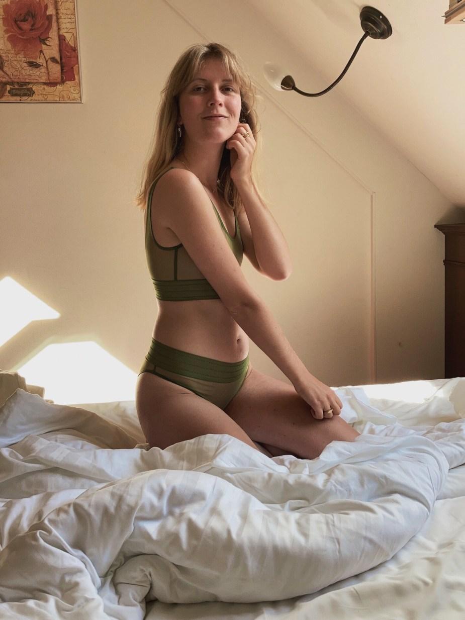 lingerie from the lingerist