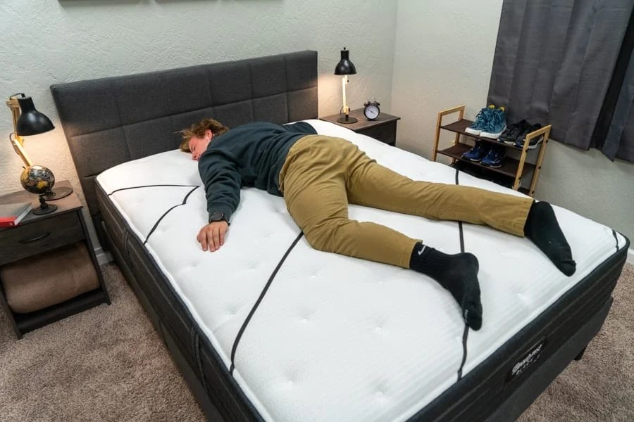 the best hotel mattress video our