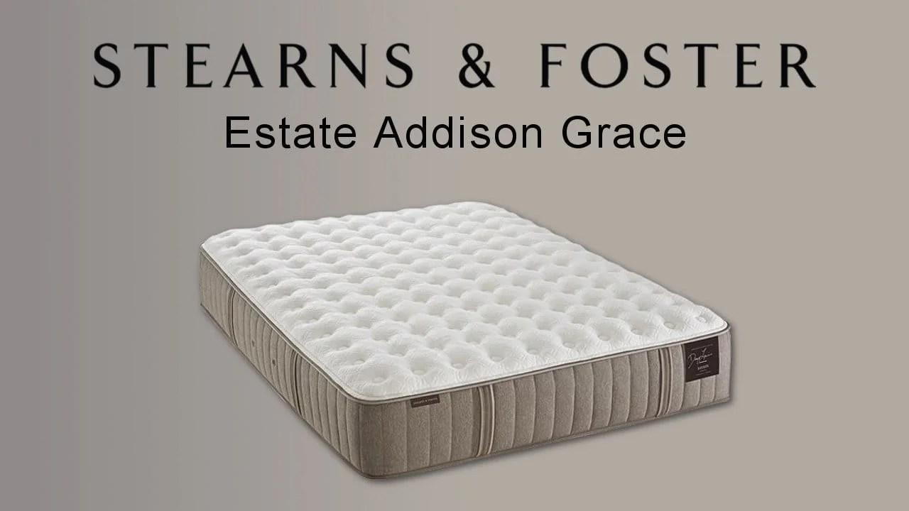 stearns foster mattress reviews 2021