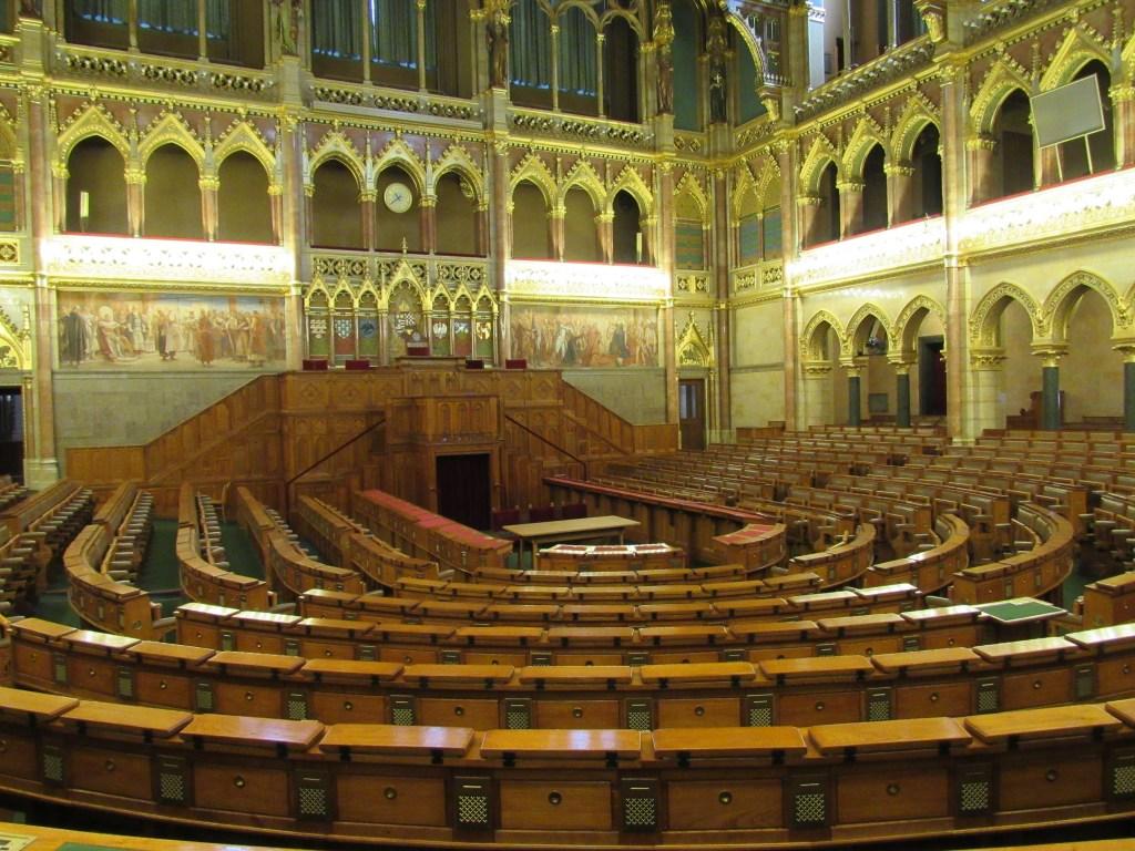 Parliament Inside